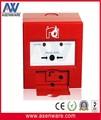 panel de alarma contra incendios inteligente