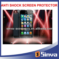 Best screen protector for lenovo s820 western for iphone 5s tpu shock aborption protective film from factory direct supply