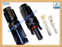 UV protection IP67 photovoltaic connector mc4 for solar system