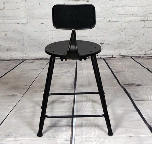 2015 wholesale luxury high end industrial bar stool with for High end bar stools