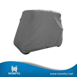 polyester golf cart cover for 4 passengers travel bag golf car cover