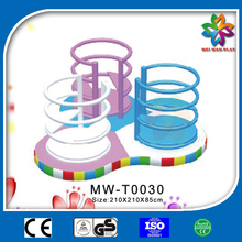 hand operated turntable,funny indoor playground accessories for children's amusement park