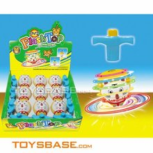 flash top toy ,spin top