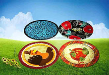 2015 High Quality Design Your Own Paper Plates