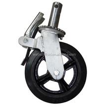 6''Brakes Scaffolding Caster Wheel