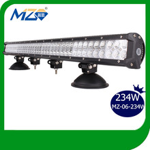 Waterproof 234W Heavy Duty Truck LED Strip Light Cree Spot / Flood / Combo Working Lamp Used for SUV,ATV,Boat,Tractor,Emergency