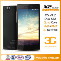 """Cheapest in the market Octa core mtk6592 1.7GHz 5"""" HD 1280*720 1GB+16GB 3G,GPS low price china mobile phone"""