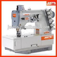 Smocking jt-f007j-w222 elna de coser a mano de la máquina