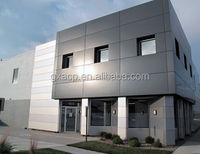 manufacturer 4mm PVDF exterior wall aluminum plastic composite panel ACP sheet