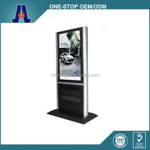 Outstanding 42inches Information Outdoor Advertising Kiosk