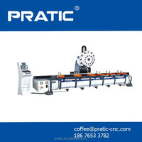 High performance and cost 3 axis profile cnc machining center for curtain wall