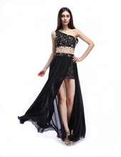 top selling beaded black dresses for parties