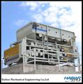 Sistema de filtro de agua para aguas residuales industriales