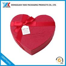 Cheap big,medium,small beautiful paper gift packing box