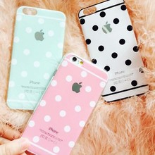 """New sweet Cute Candy Colors Back Case cover For Apple iphone 5/5S/6 4.7""""/plus"""