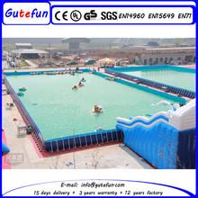 mobile pool pvc swimming pooling