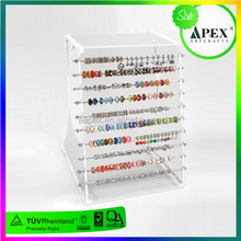 Apex 2012 New Designed Multi-purpose Acrylic Display Stand for Jewelry,Cosmetic,Bags etc.