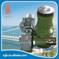 High Quality and sturdy 200T motorized electric screw jack