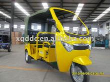 Auto rickshaw bike