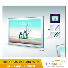 Tailor-made high brightness LED acrylic art panel used indoor box signs