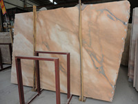 hot sale China polished Cloudy Red Marble Stone