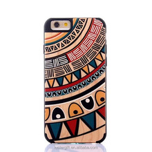 New hot products for 2015!Color print wood phone case for iPhone
