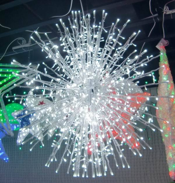 Outdoor Christmas Balls Lights Buy Outdoor