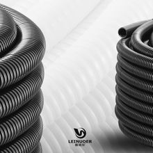 Nylon Tube Flexible Corrugated Pipe conduit PA6 Hose with CE ROHS for Machine