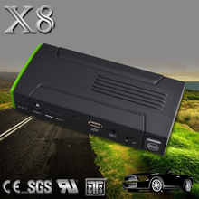 Emergency Power Source Emergency Auto Start Power - 500 AMP Peak & Ultra-bright LED Flash Light for SOS