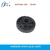 Auto engine parts suspension system TS16949 car rubber absorber