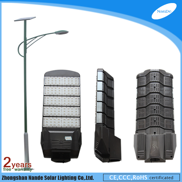 Ip65 Outdoor Pv Street Remote Controlled Battery Operated