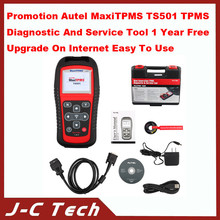 2015 Promotion Autel MaxiTPMS TS501 TPMS Diagnostic And Service Tool 1 Year Free Upgrade On Internet Easy To Use