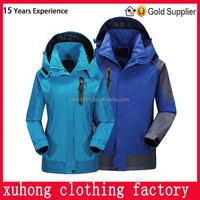 korean style softshell junior coats and jacket with pocket