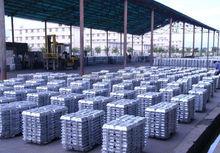 Cheap 99.995% pure zinc ingot factory directly