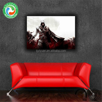 Top grade promotional canvas art oil painting decorative