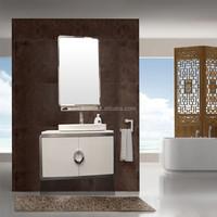 White corner bathroom mirror cabinets