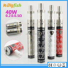 New big vapor ecig sub ohm tank eco friendly electronic cigarette with factory price