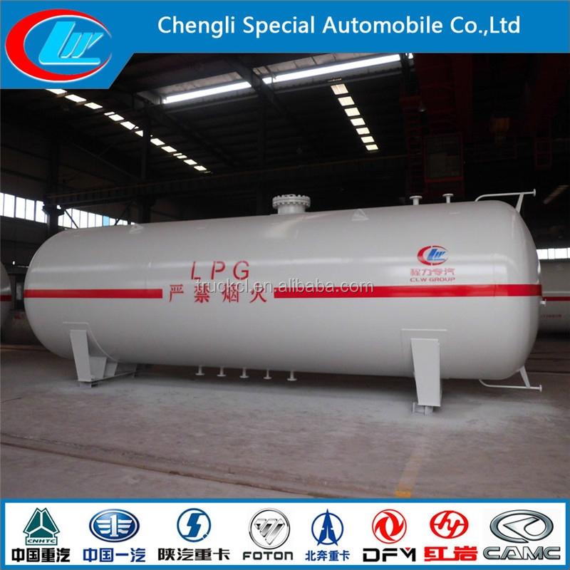 50000l Pressure Vessel Lpg Cooking Gas Tank Lpg Dispenser ...