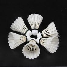 goose feather badminton shuttlecock, international tournament using