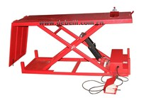 Scissor Electric Motorcycle Lift and Bike Lift AX-2012C