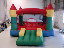 2015 factory quality advertising inflatable mini jumper for kids