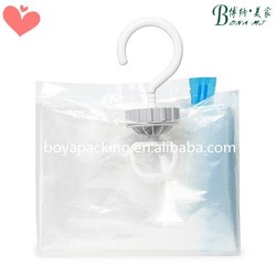 Vacuum Seal Storage Hanging Suit Bags Protect the Clothes and Saving More Space
