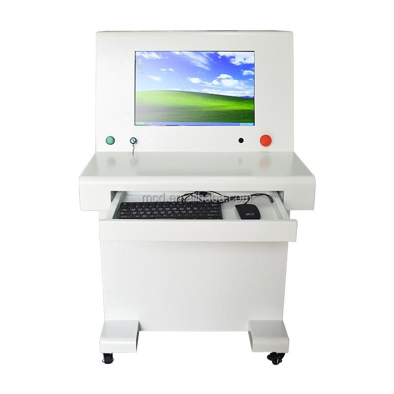 baggage scanner machine