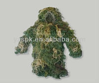 camo hunting suit for military