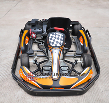 China Made adult pedal go kart/electric go kart 200cc with lifan engine