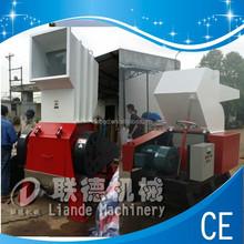 New type and High quality LD-600 plastic pipe crusher machine/pvc profile crushing machine
