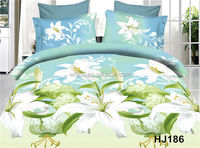 New style high quality 100% polyester spandex bed sheet and pillow case