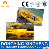 SL series drilling swivels and spare parts used for driling rig