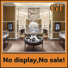 Modern luxury jewellery shops interior design images