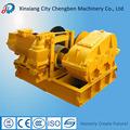 alta velocidade estrutura compacta guincho elétrico 220v para venda